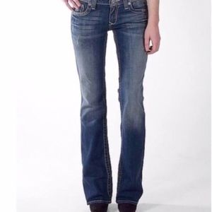 Big Star Casey K Low Rise Fit Jeans